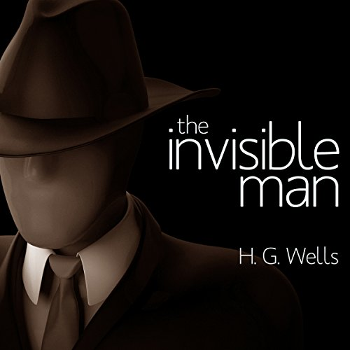 The Invisible Man copertina