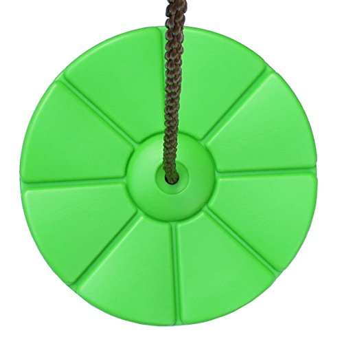 Gartenpirat Altalena a Disco Colore Verde