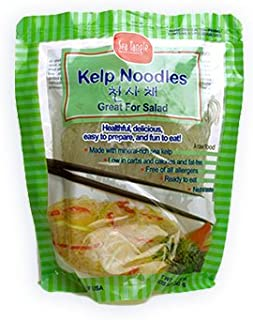 Kelp Noodles (Raw) 2 lb by Sea Tangle