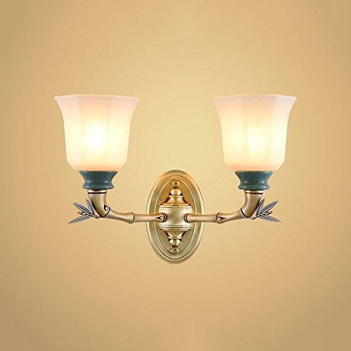 XW LRW verlichting van koper China lamp slaapkamer hoofdlamp hal trap