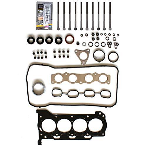 ANPART Automotive Replacement Parts Engine Kits Head Gasket Set Bolts Fit: Pontiac Vibe 1.8L 2009-2010