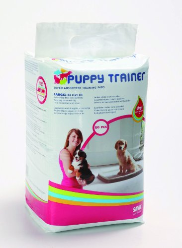 Savic 50-Piece Pad Trainer Grande Puppy