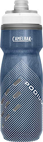 Camelbak Unisex's Podium Chill Botellas perforadas, azul marino, 0,62 litros