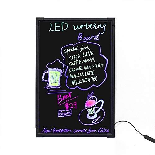 Anbel Sxy 40x60cm Elektronische Handschrift Leuchtstoffbrett Glühend Werbung Tafel