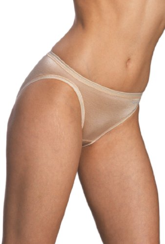 Mey Basics Serie Lights Damen Mini-Slips Schwarz 38
