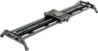 PROAIM 2-Axis Auto Pan Video Camera DSLR Slider w Ball Bearing Tripod Mount (3ft) (SL-161-00)