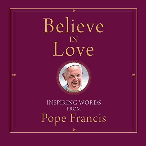 Believe in Love audiobook cover art