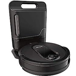 Shar iq  r101ae self-emptying robot vacuum