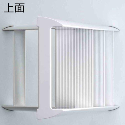 長谷川工業(Hasegawa)METAPHYSlucanoルカーノ3-stepホワイトML2.0-3J(WH)(0.79m)(16541)
