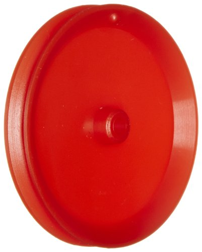 Ajax Scientific Plastic Loose Pulley, 50mm diameter, 4mm middengat Diameter (Pak van 10)
