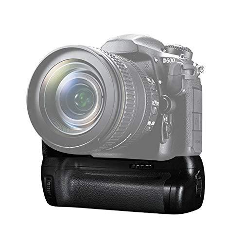 Pixel MB-D17 Empuñadura Batería Grip Power Pack para Nikon D500 Cámara Digital SLR (Reemplazo para Nikon MB-D17)