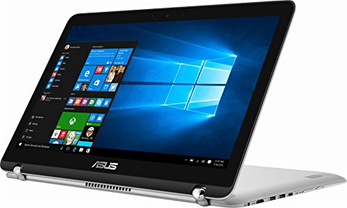 2018 Flagship ASUS 15.6' 2-in-1 Full HD Touchscreen Business Laptop, Intel Dual-Core i5-7200u, 16GB DDR4 512GB SSD, Backlit Keyboard Fingerprint Reader Windows Ink Capable Display USB Type-C Win 10