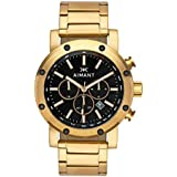 AIMANT Men's Watch Moscow Gold with Stainless...