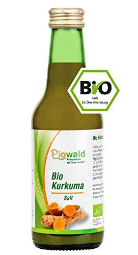 BIO Kurkuma Saft - 250 ml