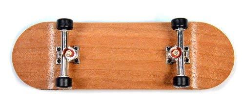 South Boards® Cherry/Si/SWZ Finger Skateboard fait main en bois et inox