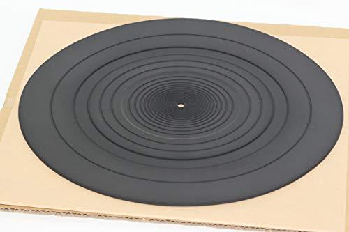 Technics RGS0008 Original Plattenspieler-Gummi-Matte, SL-1000, SL-1200, SL-1210