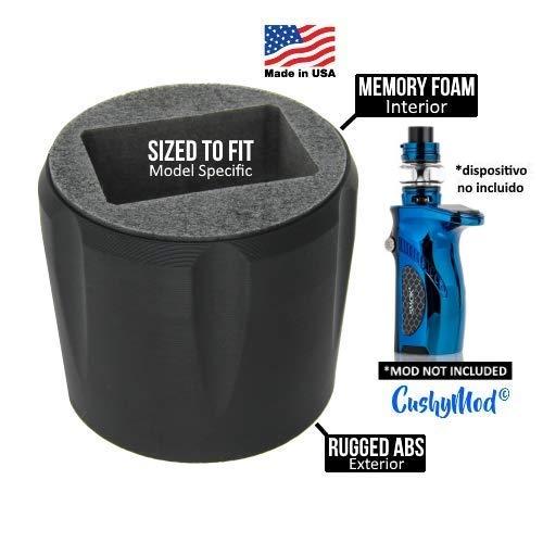 CushyMod CUP HOLDER fits SMOK MAG GRIP 100W cover wrap skin sleeve case car mod vape kit