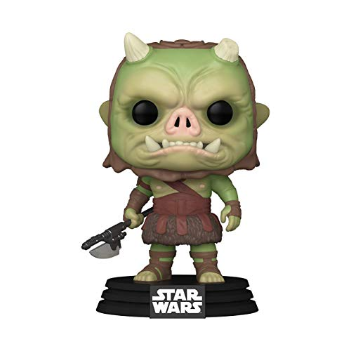 Funko 50964 Pop Star Wars: The Mandalorian-Gamorrean Fighter Sammelbares Spielzeug, Mehrfarben