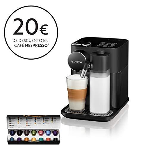 De'Longhi Nespresso Gran Lattissima EN650B - Cafetera monodosis de cápsulas (con...