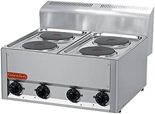 Réchaud Électrique Plaques Rondes à Poser Ø 180 mm - Série 600-660 mm