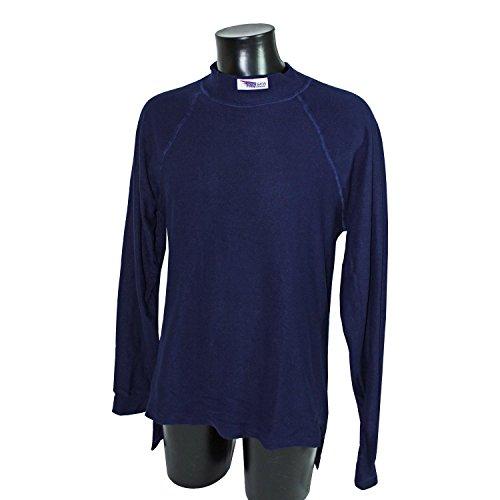BioRacer ReSkin Pull Fonctionnel pour Homme Bleu Taille XXL