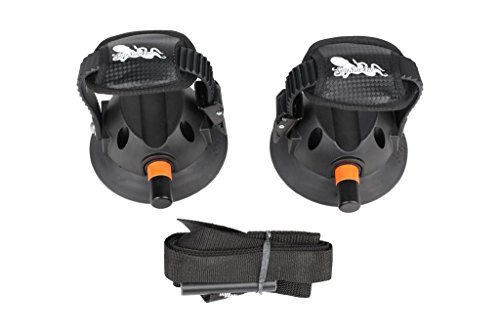 SeaSucker Hornet - Bastidor para Bicicletas, Color Negro