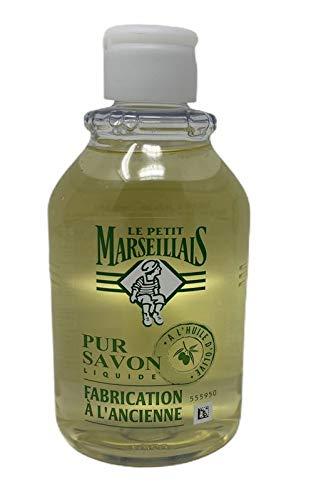 Le Petit Marseillais flüssig Seife pur Savon Olive 300 ml aus Frankreich