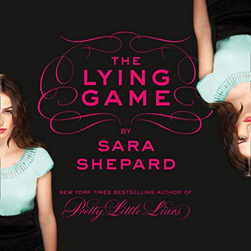 The Lying Game  By  cover art
