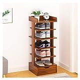 estantería para Zapatos Multi-capa de zapatero zapatero Inicio multi-función de la casa for guardar la entrada en rack autoportante zapatero Ahorro de espacio zapatero simple con cajón organizador de