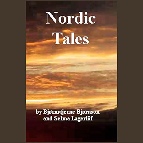 Nordic Tales audiobook cover art
