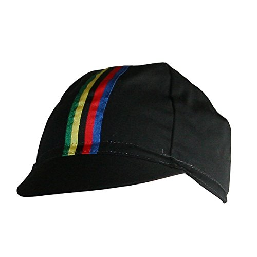 Bella Capo World Champ Bonnet, Homme, T007DR.99, Noir