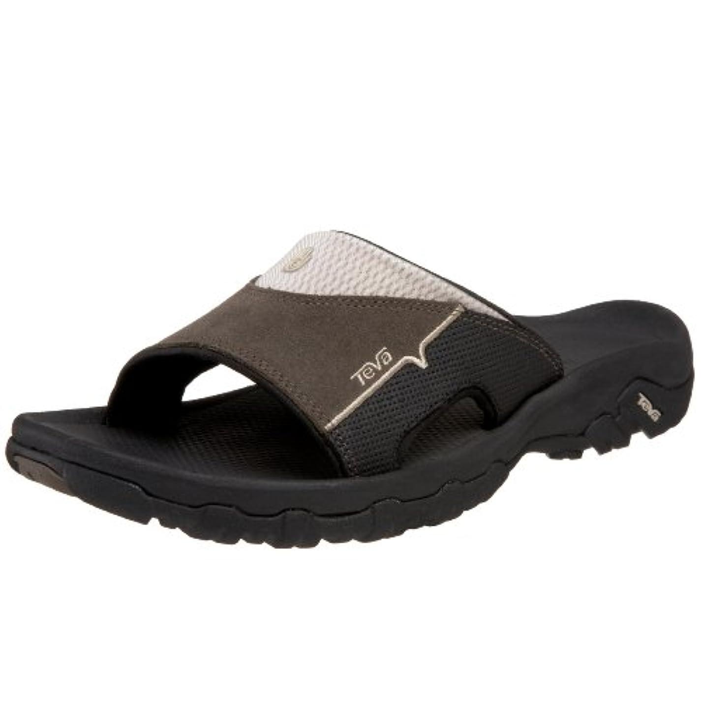 Teva Men's Katavi Slide Outdoor Sandal, Bungee Cord, 9 US om79088258