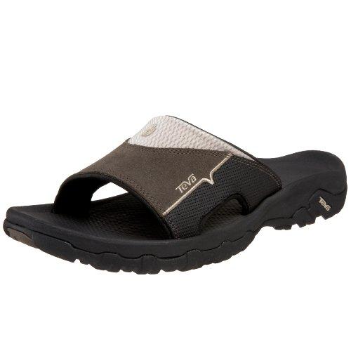 Teva Men's Katavi Slide Outdoor Sandal,Bungee Cord,10 M US