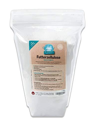napfcheck Zellulose - bei Durchfall und Übergewicht - Hund & Katze - 400 g