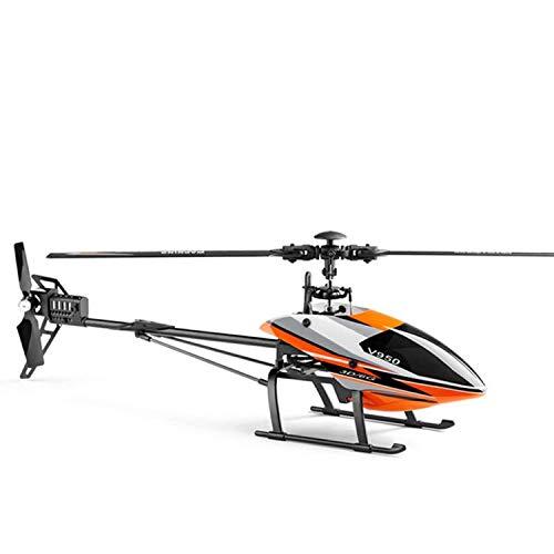 JOSE9A 6-Kanal Single Impeller, kein Aileron Ferngesteuerter Hubschrauber, bürstenlos, Medium UAV, Modell Spielzeug RC Spielzeug für Kinder Geschenk