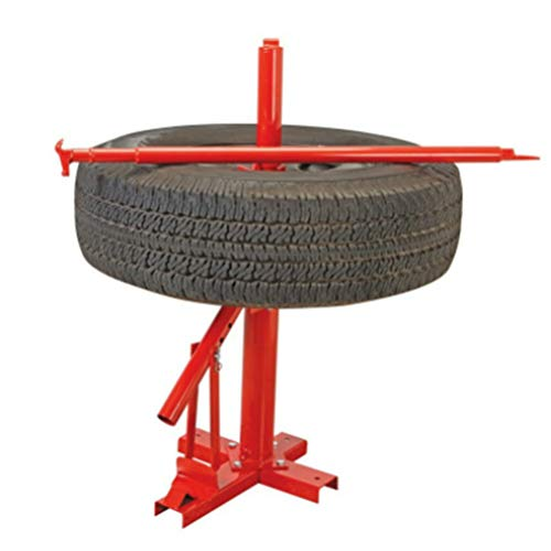 ROADFAR Manual Tire Changer Wheel Changer Bead Breaker Tire Garage Machine Car Bike