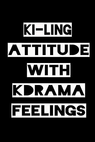 KI-LING ATTITUDE WITH KDRAMA FEELINGS: KPOP Fan Gratitude Journal Book 366 Pages 6