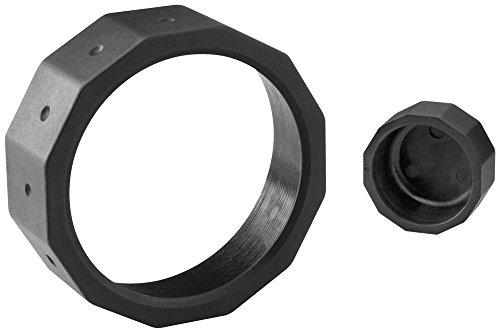 LED Lenser 0312 Bague Anti roulis pour X21R Adulte Unisexe, Noir, Unique