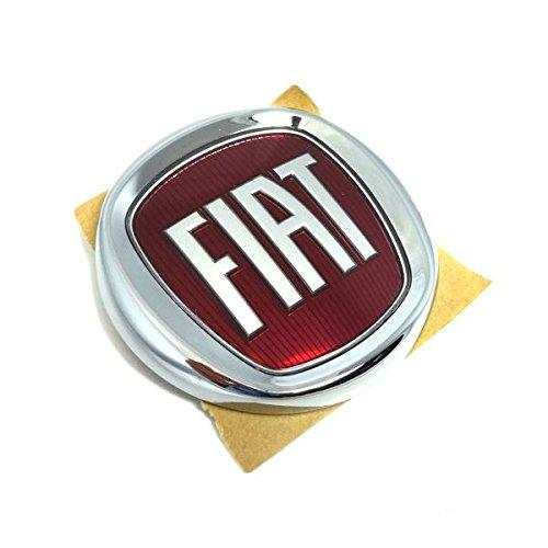 ORIGINAL Fiat Emblem Plakette Logo GRANDE PUNTO (199_) hinten 735577820
