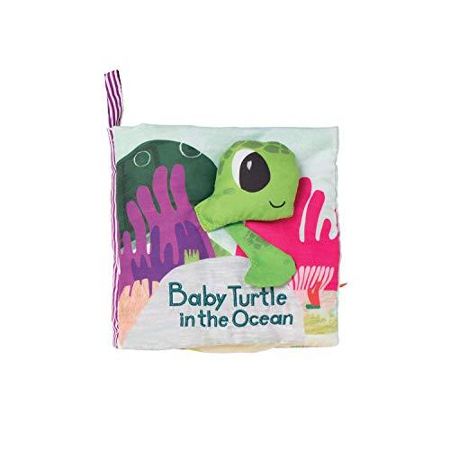 Manhattan Toy What's Outside Livre d'activités pour bébé