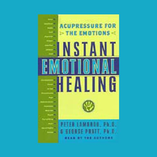 Instant Emotional Healing audiobook cover art