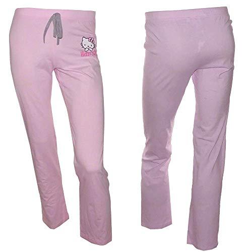 Schlafanzughose Disney Hello Kitty Baumwolle 7124860 Sleeppant Rosa (S)
