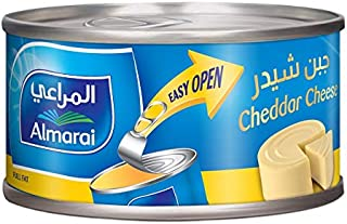 ALMARAI Full Fat Tin Cheese, 200 g
