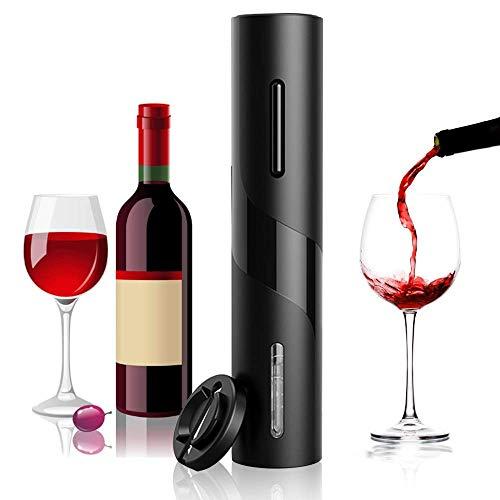 USB Electriz de la botella de vino del abridor de la botella de la botella de aluminio Set de cortador de lámina Abre automático de la botella para la herramienta de la cocina de la cocina del vino ti