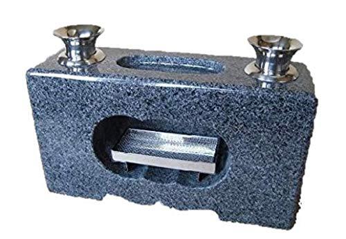 墓石 花立 香炉 一体式(G654青御影石)
