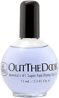 INM Out the Door Top Coat Nail Polish, 2.3 Ounce
