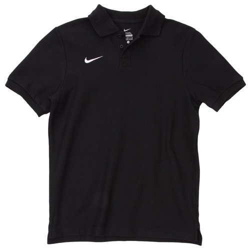 Nike Team Core T-Shirt Garçon, Noir/Blanc, FR (Taille Fabricant : XS)