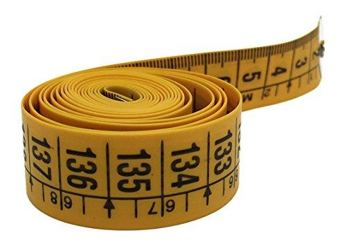 Alfa A604400000 - Blíster cinta métrica, 1,5 m, color amarillo