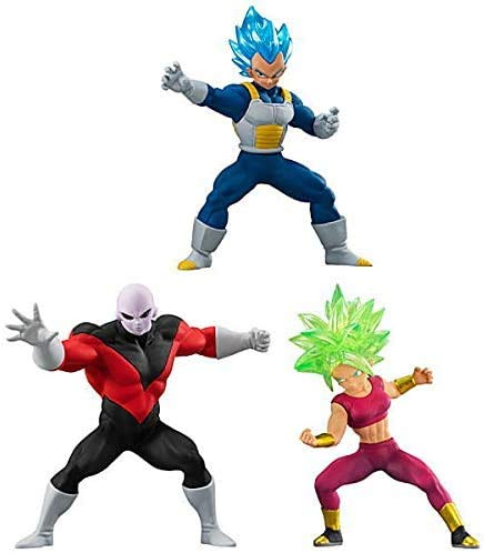 Gashapon Dragon Ball Super HG Series 06 Set of 3 Types (Japan Import)