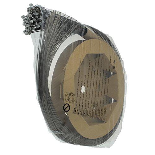 SHIMANO 80098551 Cable de Freno, Adultos Unisex, Gris, Talla Única